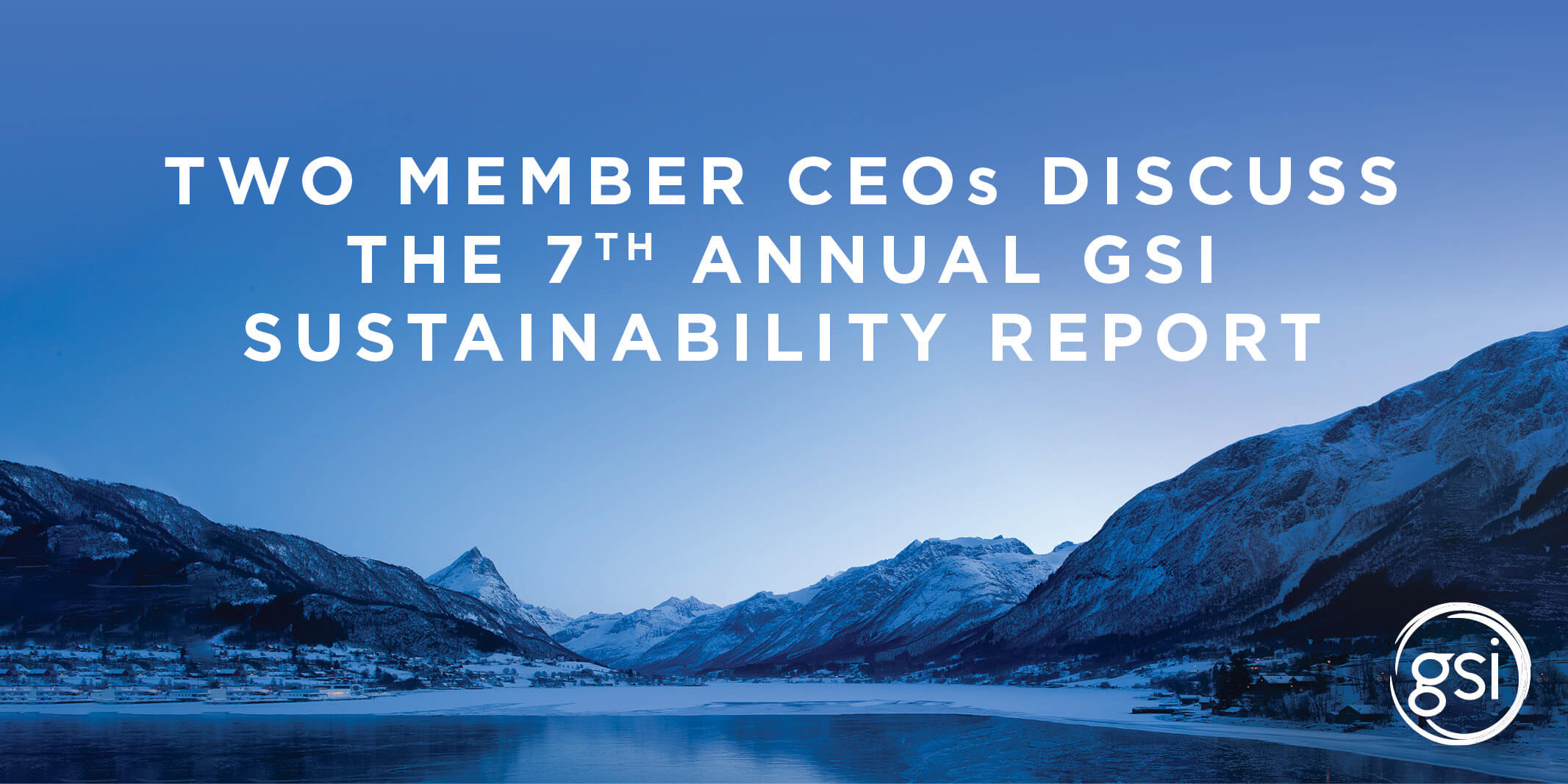 Gsi Blog 7Th Annual Gsisustainability Report 1024X512 June4 20202