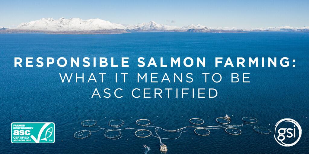 Responsible Salmon Farming