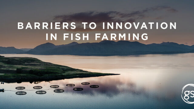 Barriers to Innovation in Fish Farming