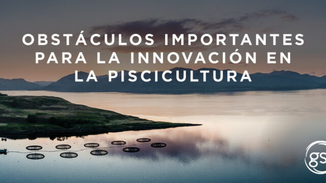 Obstáculos importantes para la innovación en la piscicultura