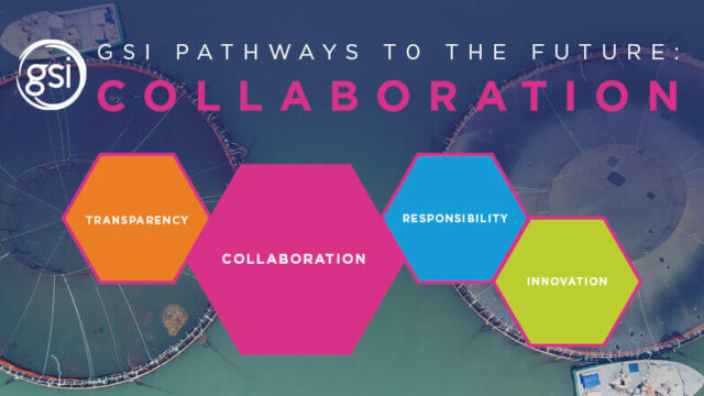Collaboration is one of GSI's pathways to the future of sustainable aquaculture
