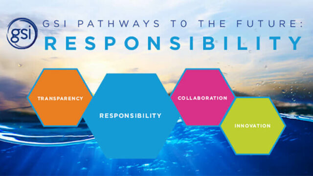 Responsibility is one of GSI's pathways to the future of sustainable aquaculture
