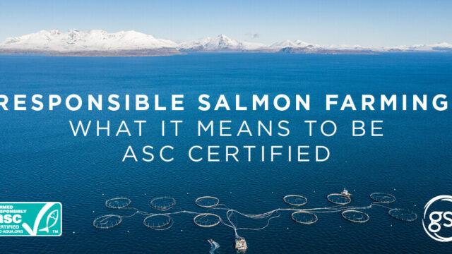 Responsible Salmon Farming