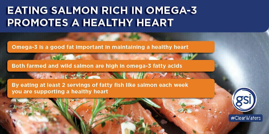 Gsi Clear Waters Omega 3S Heart Health