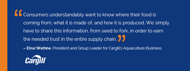 Transparency Quotes Cargill En