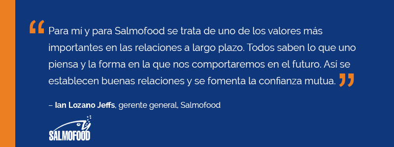 Transparency Quotes Salmofood Es