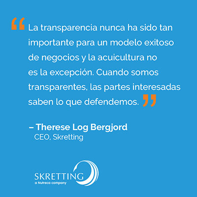 Transparency Quotes Skretting Es