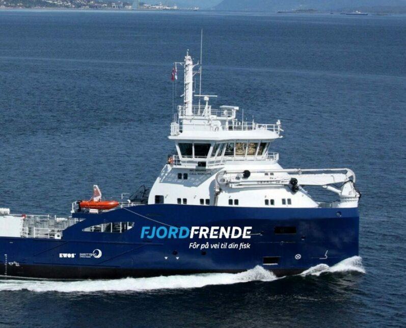 Fjord Frende Boat